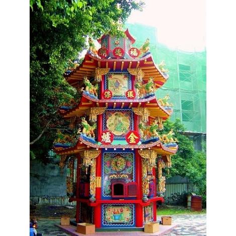 環保金爐-溝漧里福德廟