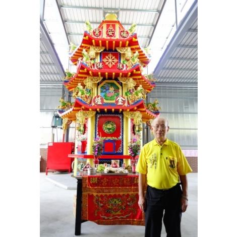 環保金爐-溪湖福安宮