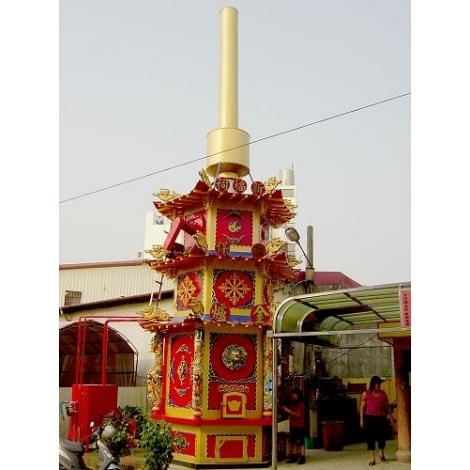環保金爐-新福祠