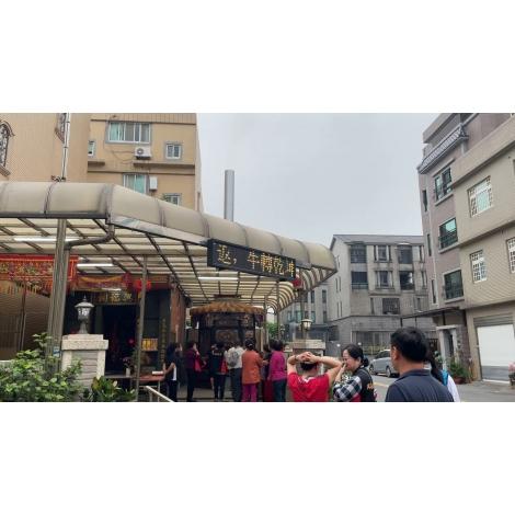 興福祠-環保金爐