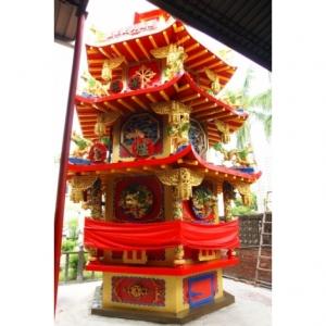 環保金爐-臨水夫人媽廟