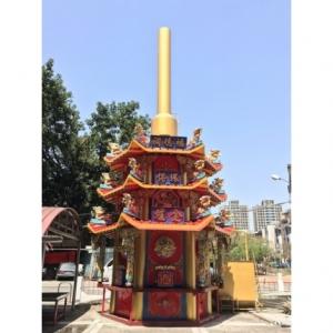 環保金爐-福德廟