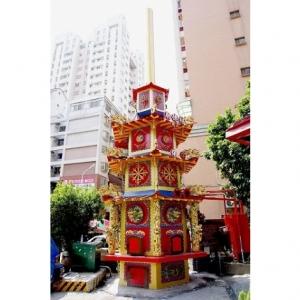 三旺福德廟-環保金爐