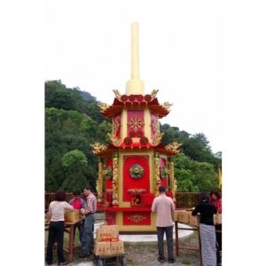 環保金爐-龍鳳山壇