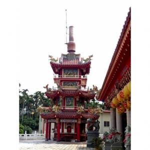 環保金爐-瑤池天宮