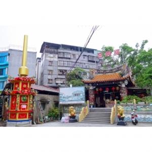 環保金爐-臺北福興宮