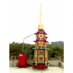 環保金爐-龍潭永福宮